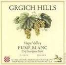 Grgich Hills Cellar Fume Blanc Estate 2007