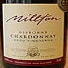 Millton Chardonnay Single Vineyard Riverpoint Vineyard 2007