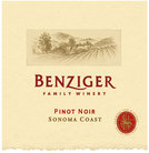 Benziger Family Winery Pinot Noir 2007