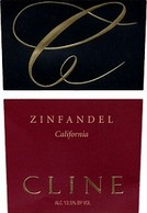 Cline Zinfandel Still Usa California Napa Zinfandel