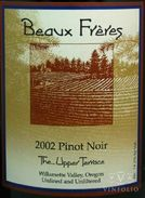 Beaux Freres Pinot Noir The Upper Terrace 2007