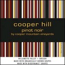Cooper Mountain Vineyards Pinot Noir Cooper Hill 2007