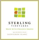 Sterling Vineyards Sauvignon Blanc Organic 2008