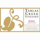 Tablas Creek Esprit de Beaucastel Rouge 2007