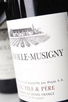 Domaine Dujac Fils & Pere Chambolle-Musigny 2007