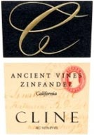 Cline Zinfandel Ancient Vines California 2008