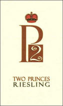 Weingut Schloss Wallhausen Nahe Two Princes P2 Riesling