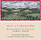 Lemelson Six Vineyards Pinot Noir 2007