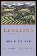Lemelson Vineyards Riesling 2008