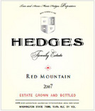 Hedges Family Estate Red Mountain 2007