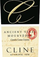 Cline Cellars Mourvedre Ancient Vines 2008