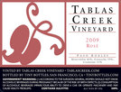 Tablas Creek California Rose 2009