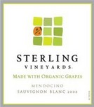 Sterling Vineyards Sauvignon Blanc Napa Valley