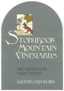 Storybook Mountain Vineyards Zinfandel Blend Napa Valley Antaeus