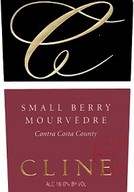 Cline Cellars Mourvedre Small Berry 2008