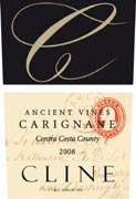 Cline Ancient Vines Carignane 2008