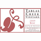 Tablas Creek Tablas Estate Rose 2009