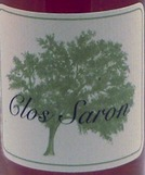 Clos Saron Tickled Pink 2009
