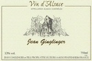 Jean Ginglinger Pinot Blanc Cuvee George 2008