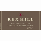 Rex Hill Willamette Valley Pinot Noir 2008