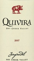 Quivira Dry Creek Valley Zinfandel 2007