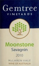Gemtree Vineyards Moonstone Savagnin Mclaren Vale Australia 2010
