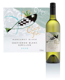 Clown Fish Sauvignon Blanc Semillon 2009