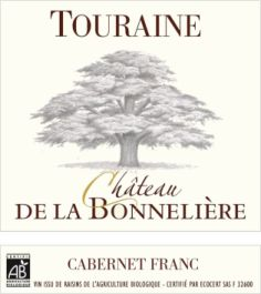 Chateau de la Bonneliere Touraine Rouge Bio-Dynamic 2009