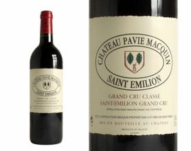 Chateau Pavie Macquin Saint Emilion Grand Cru Classe 2007