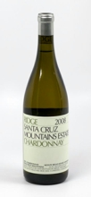 Ridge Vineyards Santa Cruz Mountains Chardonnay 2008